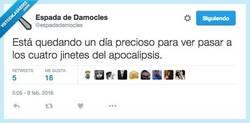 Enlace a Victoria, Guerra, Hambre, Muerte... los tenemos todos por @espadadamocles