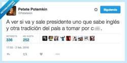 Enlace a Si es que estáis rompiendo España por @Petetekin