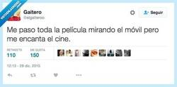 Enlace a Soy un cinefófilo de ésos por @elgaiteroo