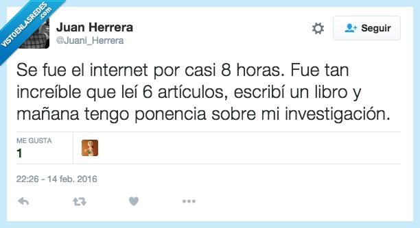 internet,investigacion,libro,ponencia,productividad,sin,trabajos,universidad