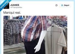 Enlace a Maniquí real para señores reales por @FTiemposRev