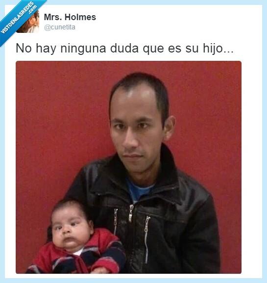 bizco,cruzado,foto,genética,hijo,madre,mirada,ojos,padre,twitter,vida