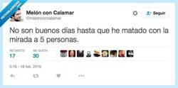 Enlace a Os odio, os odio a todos por @melonconcalamar