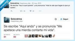 Enlace a Lo que se dice vs. Lo que se quiere decir por @espinosa_pilar