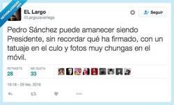 Enlace a Resacón en La Moncloa por @LargoJavariega