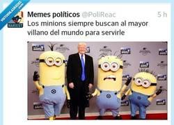 Enlace a Trump, mi villano favorito por @PoliReac