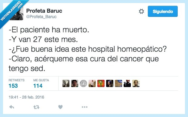 cáncer,curar,homeopatia,homeopatico,hospital,medicina,muerto