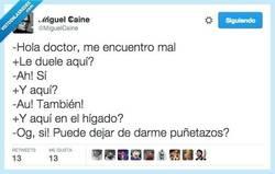 Enlace a Oiga, por favor, limítese a lo estrictamente profesional por @MiguelCaine