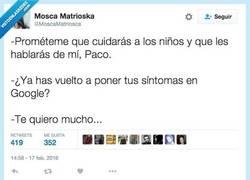 Enlace a Mañana mismo voy al notario a arreglar el testamento por @MoscaMatriosca