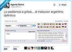 Enlace a Si siempre quisiste hablar en argentino... ;)