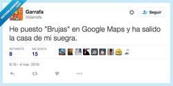 Enlace a Google lo sabe todo, te da los mejores consejos por @Garrafa