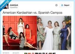 Enlace a En Estados Unidos tienen a las Kardashian, nosotros tenemos... por @juanarrp