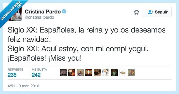 compi yogui,discurso,Felipe,Letizia,López Madrid,mensaje,miss you,navidad,reina,rey