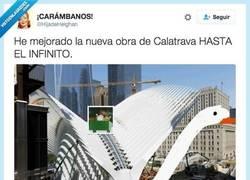 Enlace a Mejorando el arte de Calatrava por @HijadeHelghan