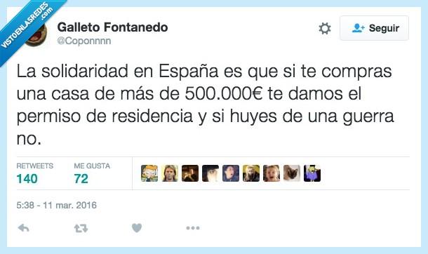 casa,comprar,dinero,guerra,pagar,permiso,refugiado,residencia
