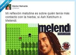 Enlace a Ash y Melendi tienen algo en común por @Nalvart
