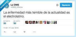 Enlace a Vacúnate no poniendo la radio por @OMS_informa
