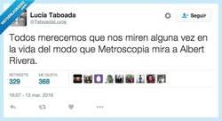 Enlace a La mirada del puro amor por  @TaboadaLucia
