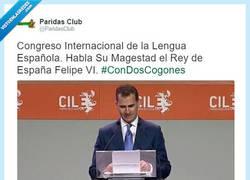 Enlace a El error ortográfico en el Congreso de Lengua Española por @ParidasClub