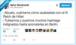 Enlace a Así se ganan las guerras ahora al parecer por @Sr_Rembrandt