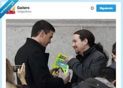 Enlace a El libro que resucitó el Peblo por @elgaiteroo
