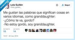 Enlace a Soy un políglota, molo mazo por @lola_guillen_