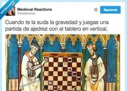 Enlace a Que le den a la perspectiva y a las leyes de la física por @Medievalico