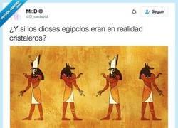 Enlace a La verdad sobre los dioses egipcios más escondida que los Anunnakis por @D_dedavid