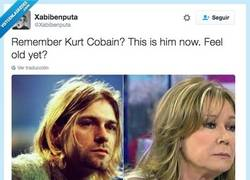 Enlace a Kurt Cobain no murió, sólo se mudó a España por @Xabibenput