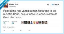 Enlace a Lo verdaderamente importante por @eldelteto