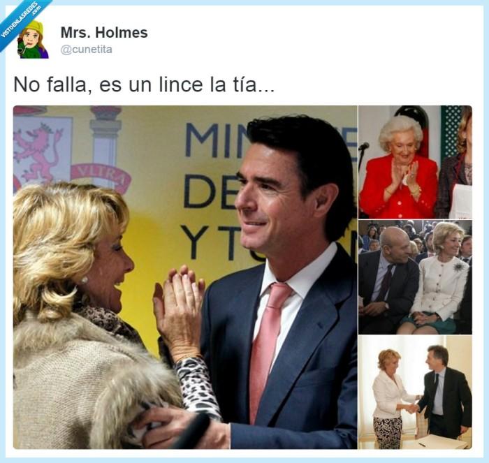 dinero,Esperanza Aguirre,fotos,humor,panamá,papeles,políticos,robar,twitter