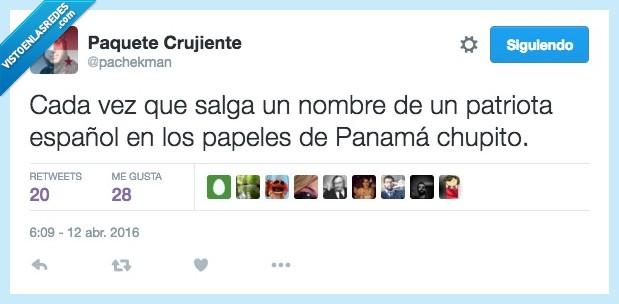 beber,chupito,compatriota,España,español,panama papers