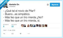 Enlace a Ayer conocí al novio de Pilar por @Abelaits