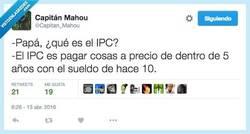 Enlace a El IPC es una máquina del tiempo porque... por @Capitan_Mahou