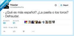 Enlace a Lo más español que hay por @LluisManMorPra