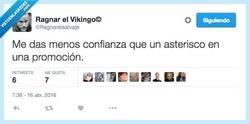 Enlace a No me fío ni un pelo... por @ragnarelsalvaje