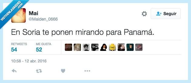 cuenca,ministro,mirando,Panamá,panama papers,poner,Soria