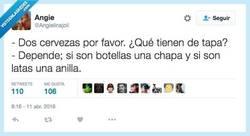 Enlace a Pues a ver, depende de la cerveza por @Angielinajoli