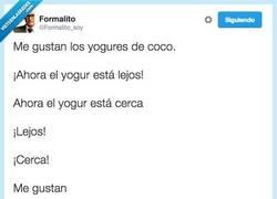 Enlace a Aprendiendo con los yogures por @Formalito_soy