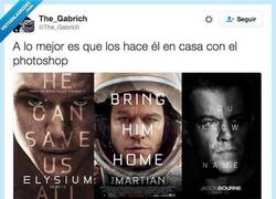 Enlace a Oye, Matt, hazlo tú, que te salen to' guapos por @The_Gabrich