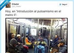 Enlace a El amo del Metro ha llegado por @El_Citador