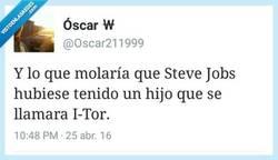 Enlace a El hijo de Steve Jobs por @Oscar_211999