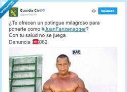 Enlace a Me mato en el gimnasio, oye... por @guardiacivil