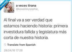 Enlace a Haciendo historia en España por @kowalskysophie_