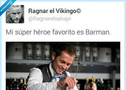 Enlace a Ni Marvel ni Dc, éste es mi favorito por @Ragnarelsalvaje