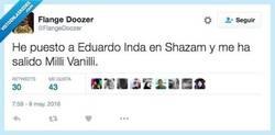 Enlace a Shazam sabe de lo que se habla por @FlangeDoozer