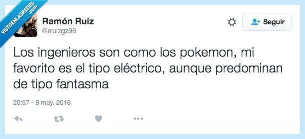egocentricos,electrico,fantasma,favorito,ingeniero,pokemon,presumidos