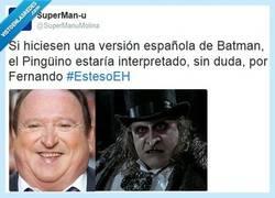Enlace a El Danny DeVito español por @supermanumolina