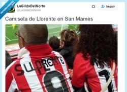 Enlace a La vuelta de Llorente a San Mames por @LaGildaDelNorte