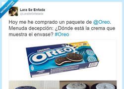 Enlace a Creo que Oreo nos está timando... por @LaraSeEnfadada
